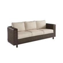 Epicenters Brentwood Outdoor Wicker Sofa