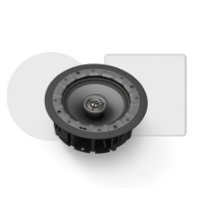 """Invisa 600 6-1/2"""" Round In-Ceiling/In-Wall Loudspeaker (ea)"""