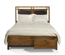 Chambers Street Uph Storage Bed