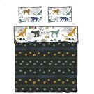 Kids Comforter and Pillowcase Safari Wild Cats - 54'' Product Image