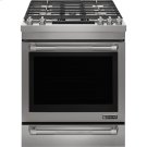 """Jenn-Air® 30"""" Gas Range, Pro-Style® Stainless Handle Product Image"""