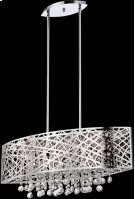 Pendant, Chrome/crystals, Type Jcd/g9 50wx5 Product Image