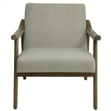Taylor Accent Chair in Beige