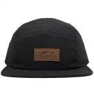 Traeger Black 5 Panel Adjustable Hat Product Image