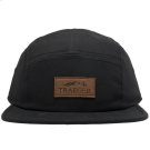 Traeger Black 5 Panel Adjustable Hat Product Image