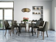 Bronx/Alton 7pc Dining Set
