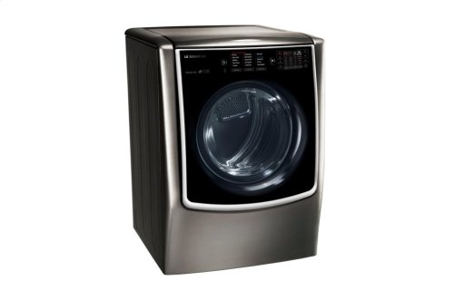 LG SIGNATURE 9.0 cu. ft. Large Smart wi-fi Enabled Gas Dryer w/ TurboSteam