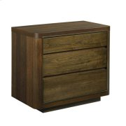 Hays Three Drawer Nightstand Product Image