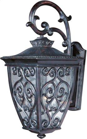 Newbury VX 3-Light Outdoor Wall Lantern