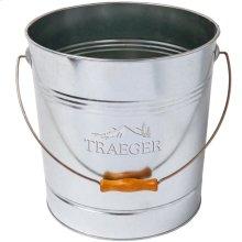 Pellet Storage - Metal Bucket
