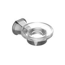 Finezza UNO Soap Dish & Holder