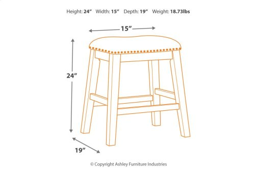 5-Piece Counter Height Dining set