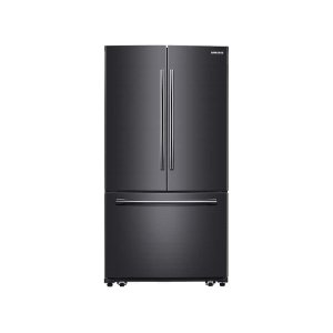 Samsung26 cu. ft. French Door Refrigerator with Filtered Ice Maker in Black Stainless Steel