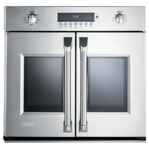 "MonogramMONOGRAMMonogram 30"" Professional French-Door Electronic Convection Single Wall Oven"