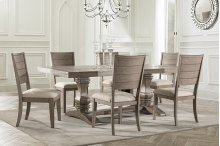 Arabella 7 Piece Dining Set
