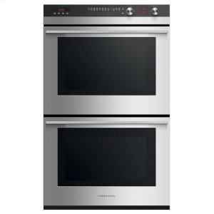 "Fisher & PaykelDouble Oven, 30"", 11 Function, Self-cleaning"