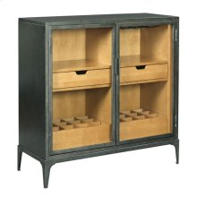 METAL HALL CABINET