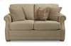 Coburn Fabric Loveseat with Nailhead Trim