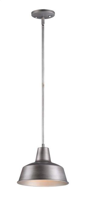 Pier M 1-Light Outdoor Pendant
