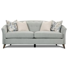 Tiffany Blue Sofa