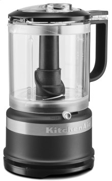 5 Cup Food Chopper - Black Matte