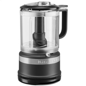 Kitchenaid5 Cup Food Chopper - Black Matte