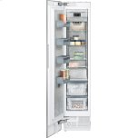 "400 series 400 series freezer column Fully integrated Niche width 18"" (45.7 cm)"