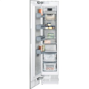 "Gaggenau400 series Vario freezer 400 series Niche width 18"" (45.7 cm) Fully integrated, panel ready"