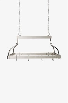 Wells Ceiling Mounted Pot Rack STYLE: WEPR02