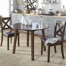 3 Piece Drop Leaf Table Set
