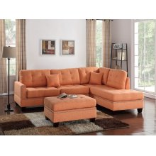 F6506 / Cat.19.p10- 3PCS SECTIONAL SET CITRUS