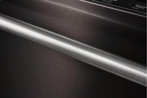 46 DBA Dishwasher with Third Level Rack - Black Stainless