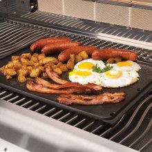 Cast Iron Reversible Griddle - Large