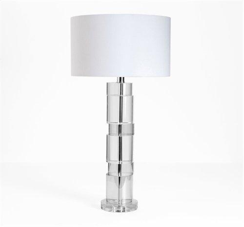 Cressida Crystal Lamp