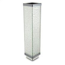 Decorative Crystal Vase - Large