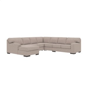 AshleyASHLEYAshlor Nuvella(r) 5-piece Sectional With Chaise