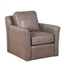 Caden Swivel Chair - Cameo Light Gray Sale!