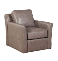 Caden Swivel Chair - Cameo Light Gray