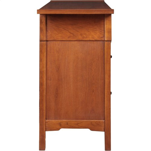 Oak Knoll Master Dresser