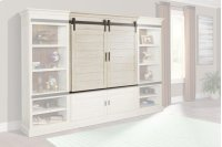 Center Sliding Wall Top (with Doors) Product Image