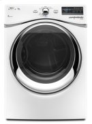 Whirlpool® Duet® High Efficiency Electric Dryer with Quick Refresh steam cycle Product Image