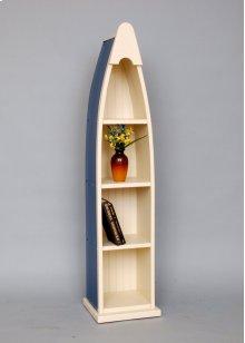 """#391 4′ Canoe 12""""wx 11""""dx 52""""h"""