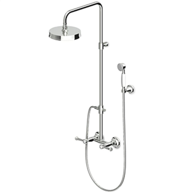 ZAL860 in by Zucchetti in New Milford, CT - Shower column with ...