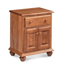 Georgia Nightstand with Doors