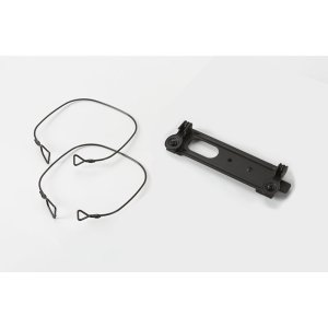 Black Sonos One Compatible Adapter Bracket for the SANUS Wireless Speaker Wall Mount - BLACK