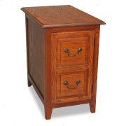 Shaker Cabinet End #10030-MED Product Image