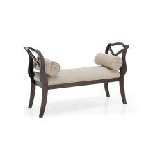 Carmela Linen Bench