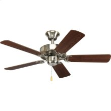 """AirPro Collection Builder 42"""" 5-Blade Ceiling Fan"""