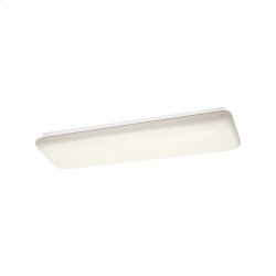 50 inch LED Linear Ceiling Light WH