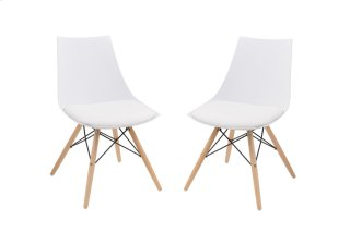Annette Dining Chair White